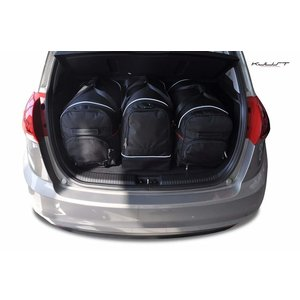 Kjust Kia Venga   bouwjaar 2009 t/m 2019   Kjust Car Bags   set van 3