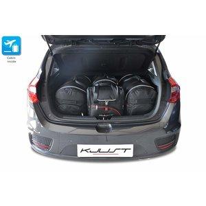 Kjust Kia Ceed Hatchback | bouwjaar 2012 t/m 2018 | Kjust Car Bags | set van 4