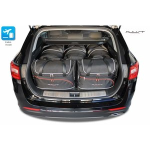 Kjust Kia Optima SW   bouwjaar 2015 t/m heden   Kjust Car Bags   set van 5