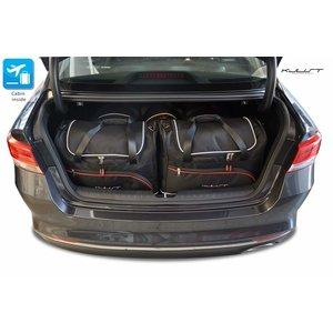 Kjust Kia Optima Sedan   bouwjaar 2015 t/m heden   Kjust Car Bags   set van 5
