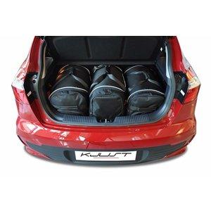 Kjust Kia Rio Hatchback | bouwjaar 2011 t/m heden | Kjust Car Bags | set van 3