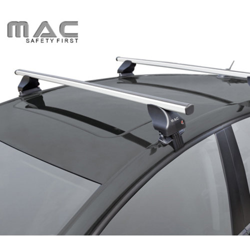 Twinny Load Fiat Panda   bouwjaar 2003 t/m 2012   glad dak   MAC