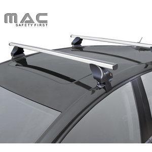 Twinny Load Audi A3 | sportback | bouwjaar 2003 t/m 2013 | glad dak | MAC