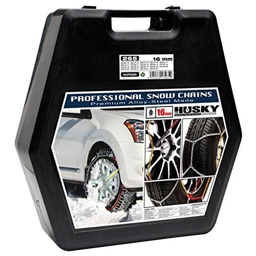 195/70R15 | 15 inch sneeuwkettingen | Husky Pro 16mm SUV kettingen