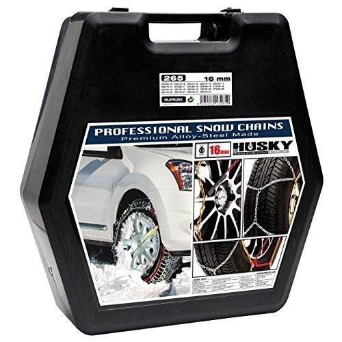 185/80R14 | 14 inch sneeuwkettingen | Husky Pro 16mm SUV kettingen