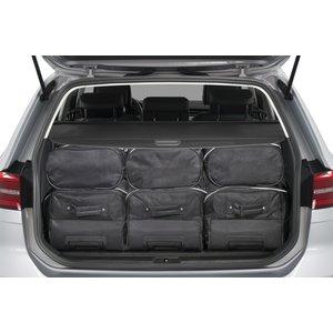 Car-Bags Nissan Qashqai | bouwjaar 2007 t/m 2014 | CarBags reistassenset