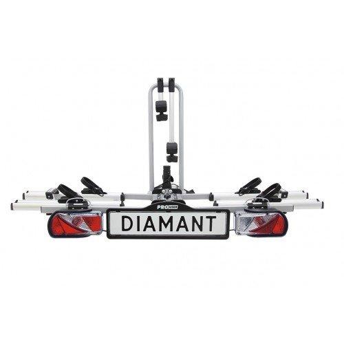 Pro-User Fietsendrager Pro User Diamant voor 2 fietsen