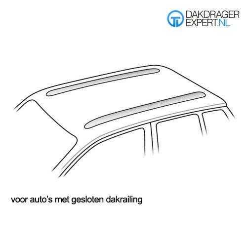 Twinny Load Audi Q3   bouwjaar 2011 t/m 2019   gesloten dakrailing   MAC
