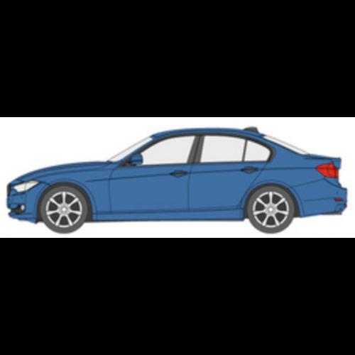 Dakdragers BMW 3 serie | sedan