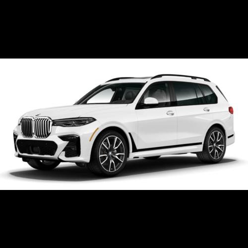 Dakdragers BMW X7