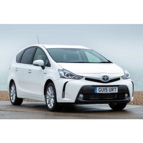 Dakdragers Toyota Prius + (plus)  bouwjaar 2015 t/m 2021