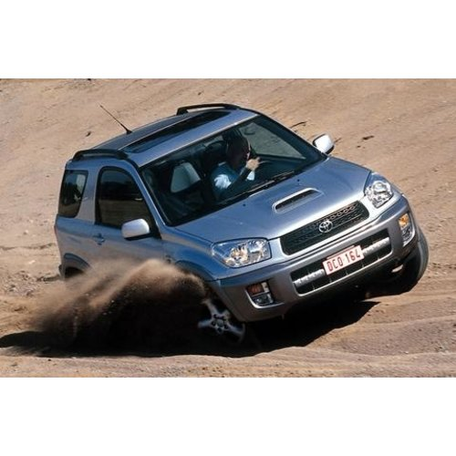 Dakdragers Toyota RAV4 | 3 deurs