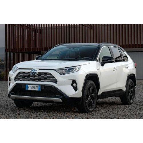 Dakdragers Toyota RAV4 uit het bouwjaar 2019 t/m heden