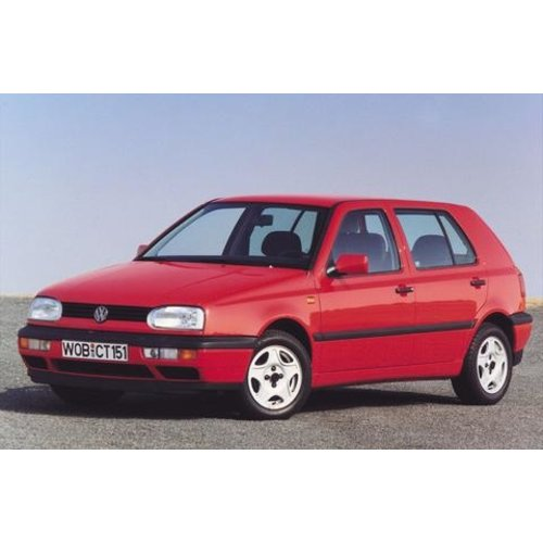 Dakdragers Volkswagen Golf 3
