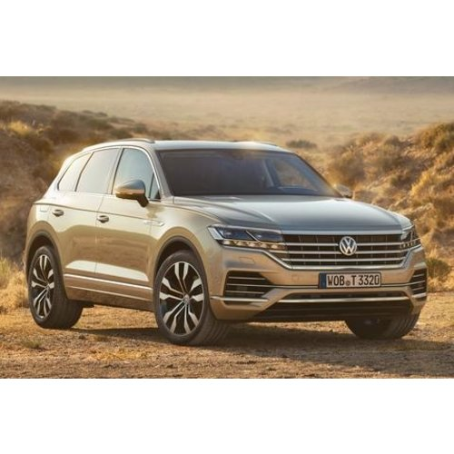 Dakdragers Volkswagen Touareg