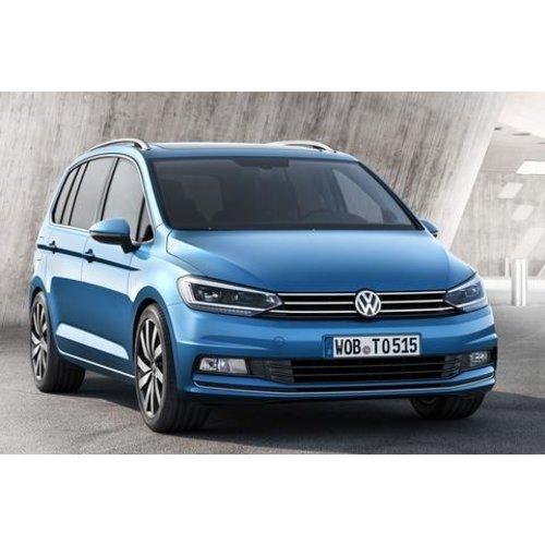 Dakdragers Volkswagen Touran