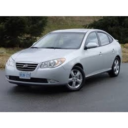 Hyundai Elantra CarBags reistassenset