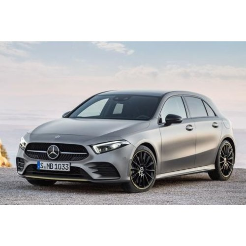 CarBags reistassenset Mercedes A-Klasse