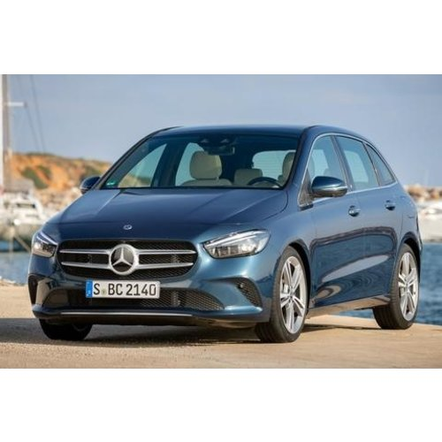 CarBags reistassenset Mercedes B-Klasse