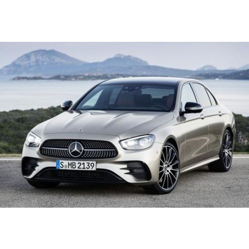 CarBags reistassenset Mercedes E-Klasse