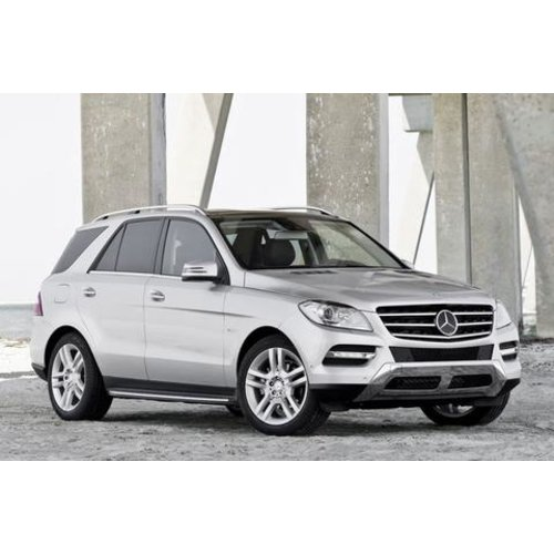 CarBags reistassenset Mercedes M-Klasse