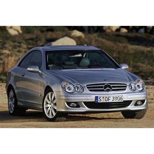 CarBags reistassenset Mercedes CLK