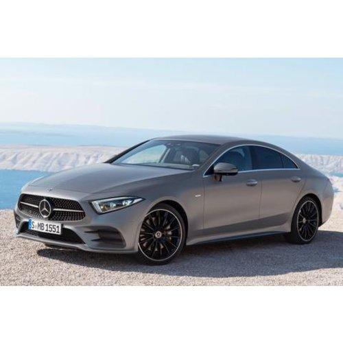 CarBags reistassenset Mercedes CLS