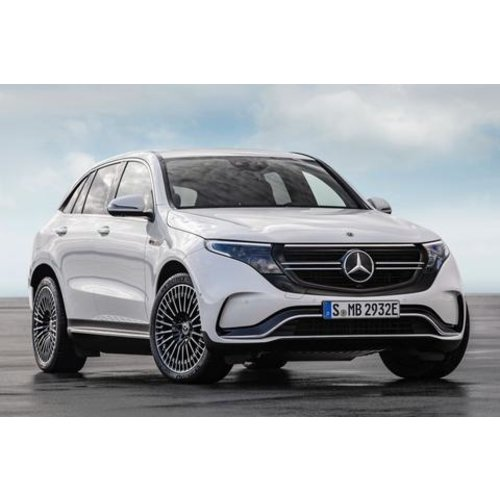 CarBags reistassenset Mercedes EQC