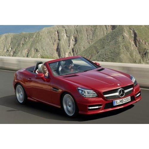 CarBags reistassenset Mercedes SLK