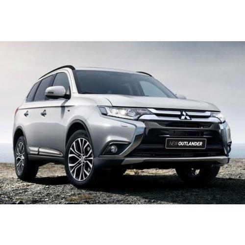 Carbags reistassen Mitsubishi Outlander