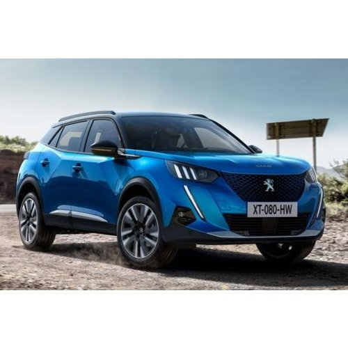 Carbags Peugeot 2008