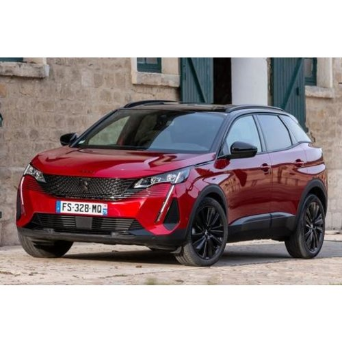 Carbags Peugeot 3008