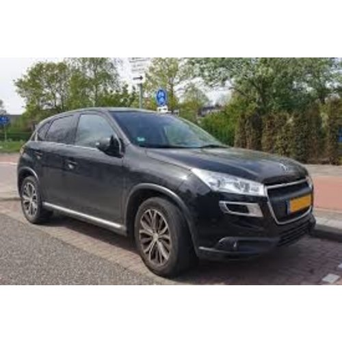 Carbags Peugeot 4008
