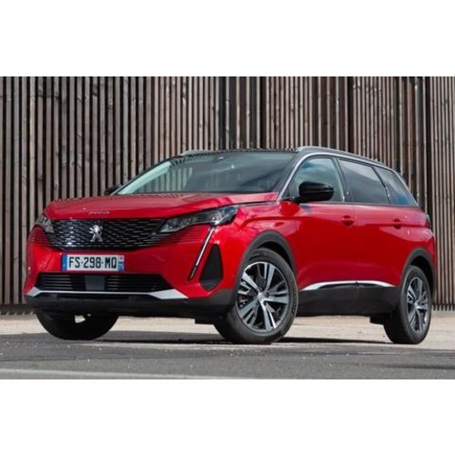 Carbags Peugeot 5008