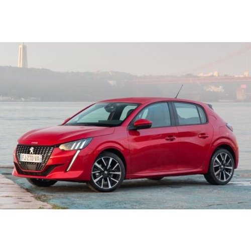 Carbags Peugeot 208