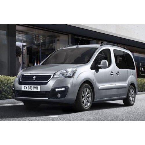 Carbags Reistassen Peugeot Partner
