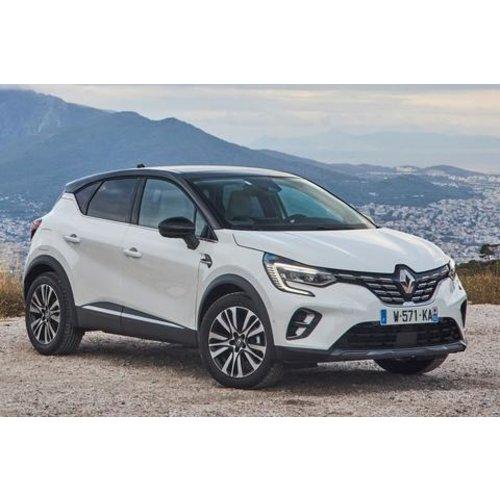 CarBags reistassen Renault Captur