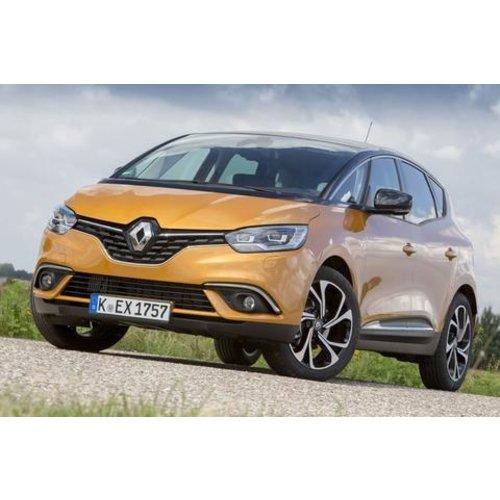 CarBags reistassen Renault Scenic