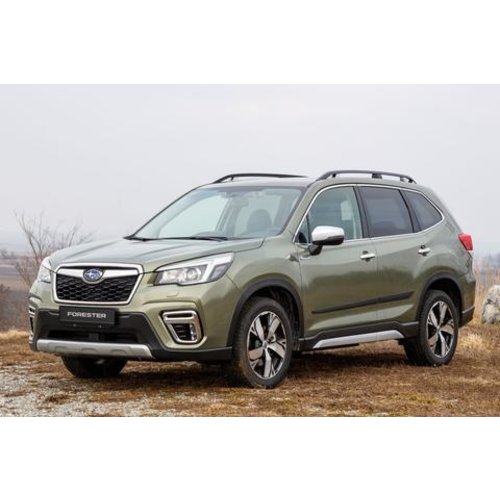 Carbags Subaru Forester