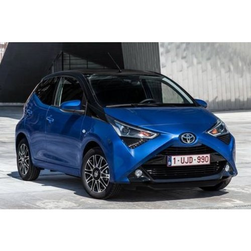 Carbags Toyota Aygo