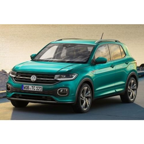 CarBags reistassen Volkswagen T-Cross