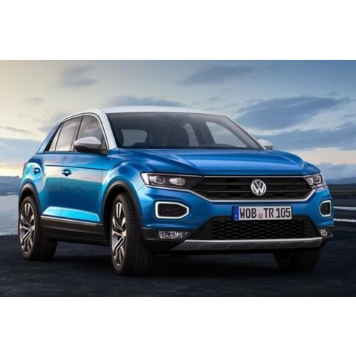 CarBags reistassen Volkswagen T-Roc