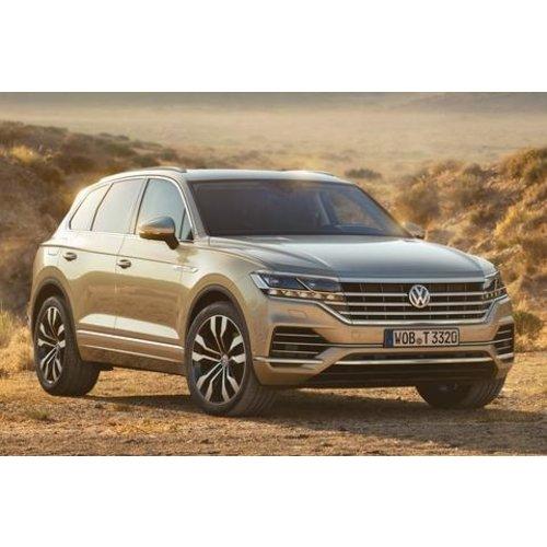 CarBags reistassen Volkswagen Touareg