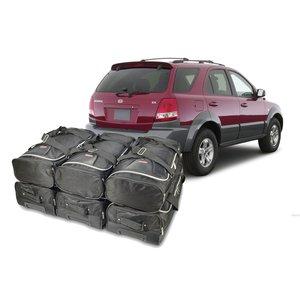 Car-Bags Kia Sorento | bouwjaar 2002 t/m 2009 | CarBags reistassenset