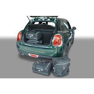 Car-Bags Mini Cooper | 5 deurs | bouwjaar 2014 t/m heden | CarBags reistassenset met Britse vlag logo