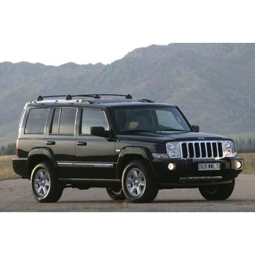 Dakdragers Jeep Commander