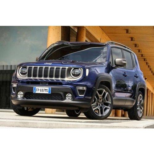 Dakdragers Jeep Renegade