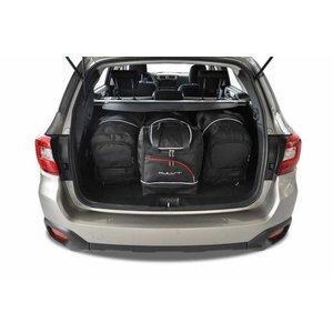 Kjust Subaru Outback   bouwjaar 2015 t/m heden   Kjust Car Bags   set van 4