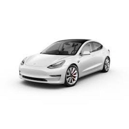 Accessoires voor de Tesla Model 3