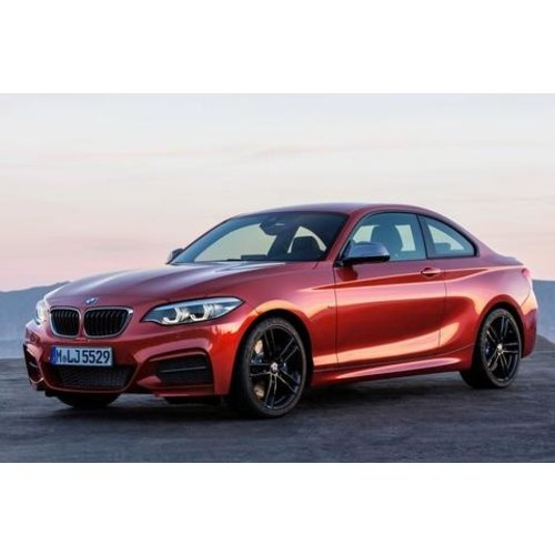 Dakdragers BMW 2 serie Coupe